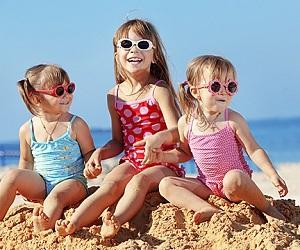 Зачем солнечные очки ребенку