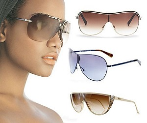 Выбираем подходящие солнечные очки